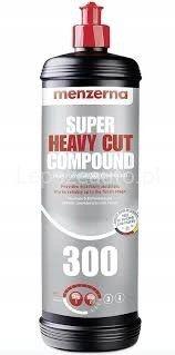 MENZERNA SHCC 300 1L - największa moc ścierania !