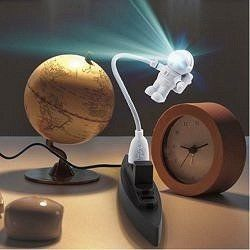 Astronauta - lampka na USB