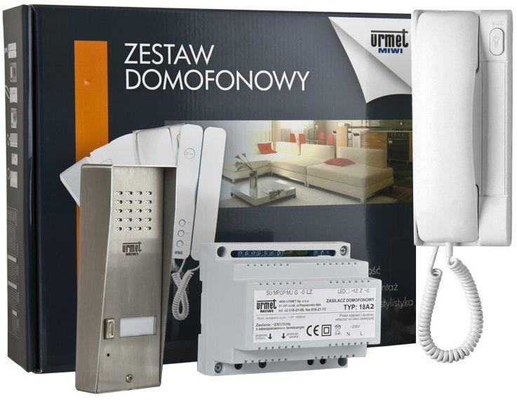 Zestaw domofonowy 5025/321 MIWI-URMET