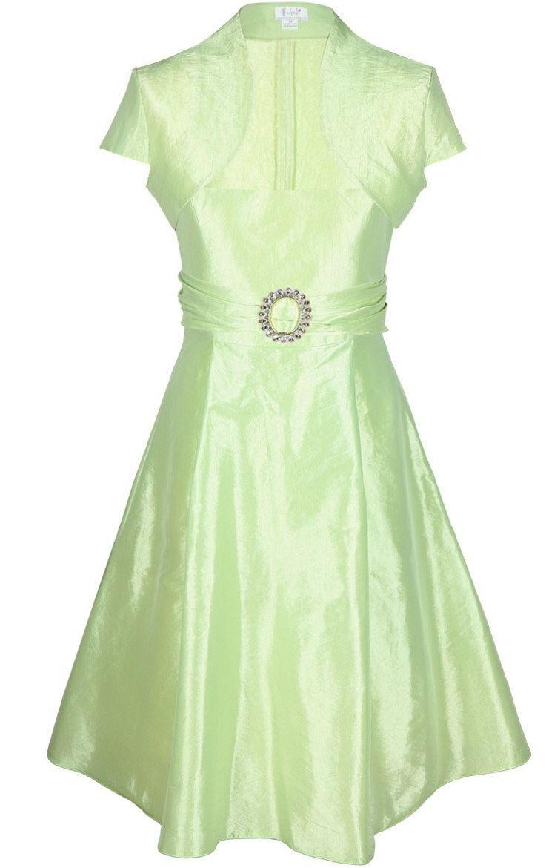Sukienka FSU135 ZIELONY