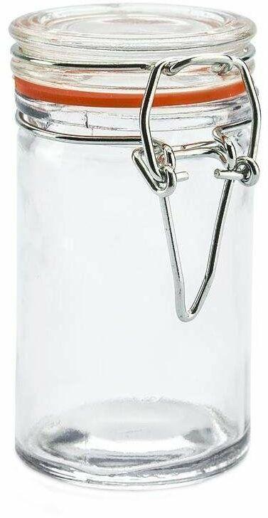 Słoik pojemnik szklany patentowy BELA 0,07 l