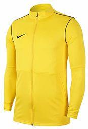 Nike Kurtka dresowa uniseks dla dzieci Park20 Tour Żółty/Czarny (Czarny) M
