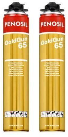 Pianka montażowa pistoletowa Penosil Gold 65 Piana