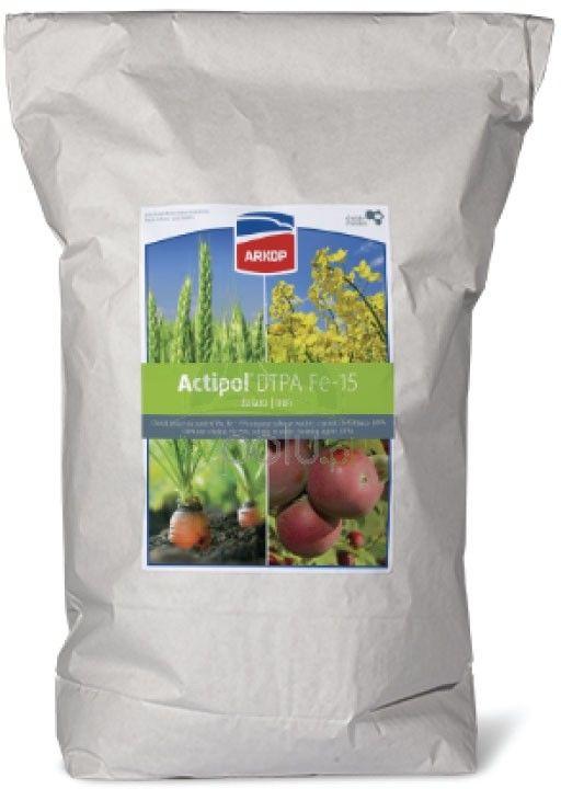 ACTIPOL D-Fe 15 Chelat Żelaza DTPA 25kg