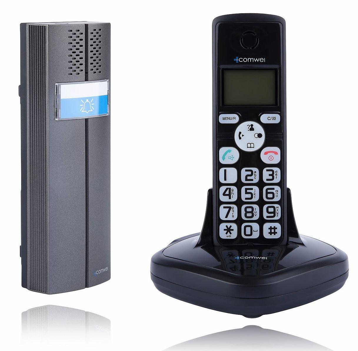Zestaw domofonowy D102B COMWEI