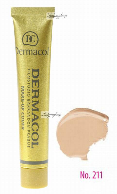 Dermacol - Podkład Make Up Cover - 211