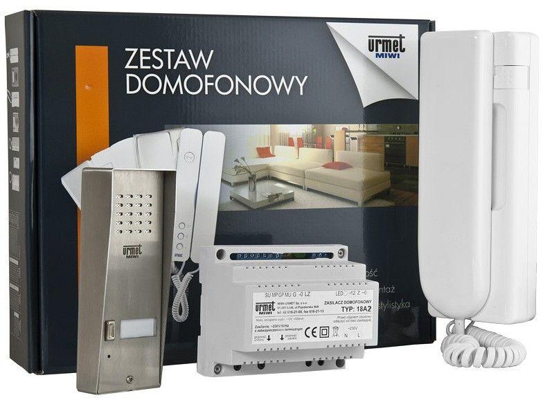 Zestaw domofonowy 5025/311 MIWI-URMET