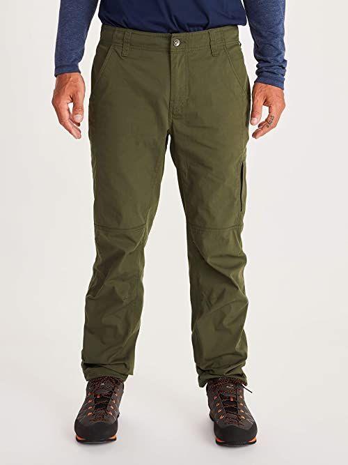 Marmot Męskie spodnie Durango zielony Nori 34