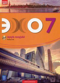 Echo Język rosyjski 7 Podręcznik + CD