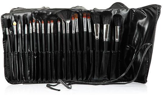 Ronney Professional Cosmetic Brush Set Przybornik kosmetyczny z pędzlami 1 szt.