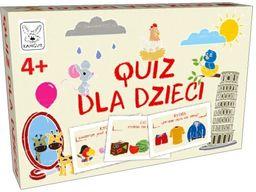 Quiz dla dzieci ZAKŁADKA DO KSIĄŻEK GRATIS DO KAŻDEGO ZAMÓWIENIA