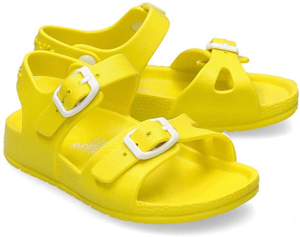 Garvalin - Sandały Dziecięce - 202815 D-AMARILLO - Żółty