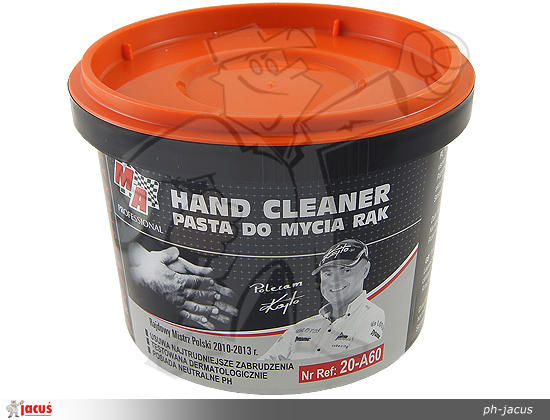 513 Pasta do mycia rąk Moje Auto Hand Cleaner 500g