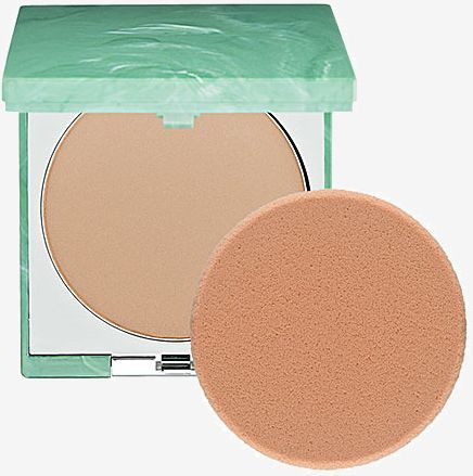 Puder prasowany Clinique Stay Matte Sheer 04 Stay Honey 7,6g