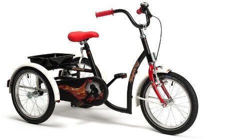 Vermeiren SPORTY Rower rehabilitacyjny trójkołowy dla chłopców w wieku 8-13 lat