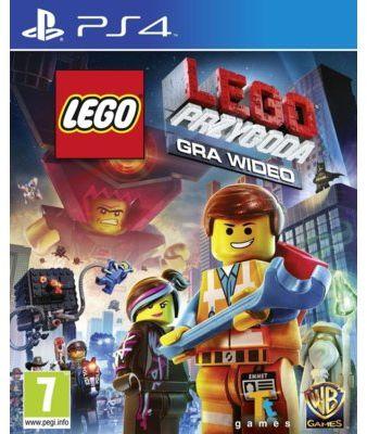Gra PS4 CENEGA LEGO Przygoda Gra Wideo