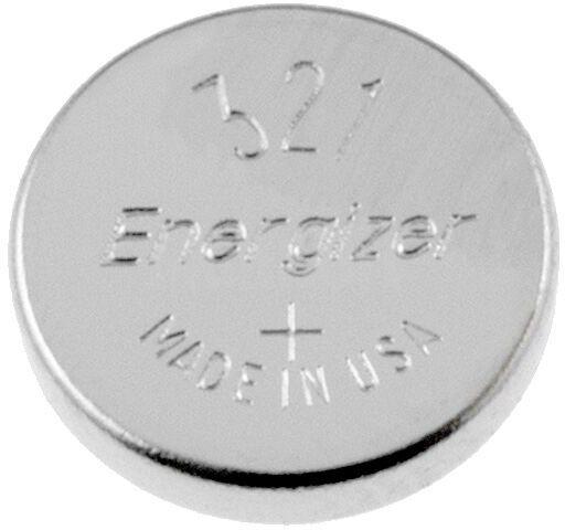 Bateria srebrowa 1,55V ENERGIZER 321,R616 fi6,8x1,6mm