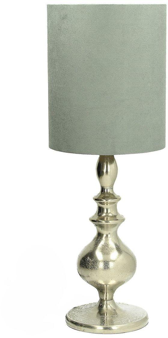 Lampa stołowa Narvik Grey 63 cm