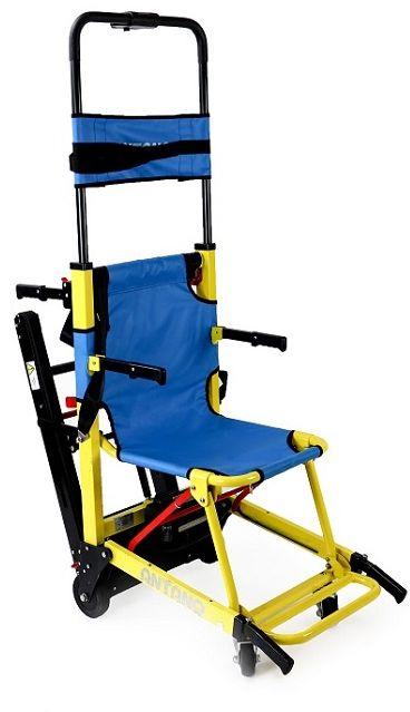 Krzesełko ewakuacyjne elektryczne LG Ewaku 160kg udźwigu