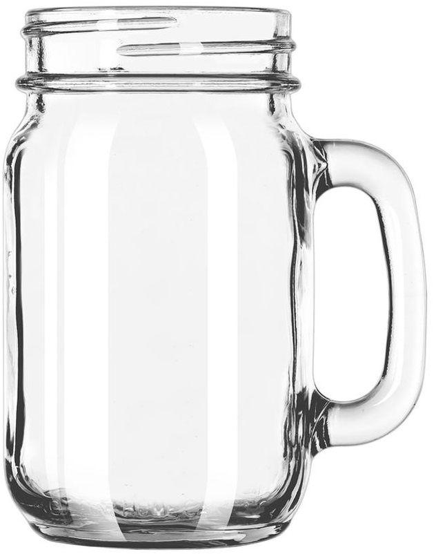 Słoik DRINKING JAR do lemoniady