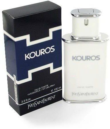Yves Saint Laurent Kouros woda toaletowa dla mężczyzn 100 ml