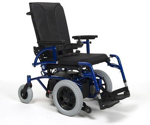 Elektryczny wózek inwalidzki NAVIX FWD Vermeiren (terenowo-pokojowy)