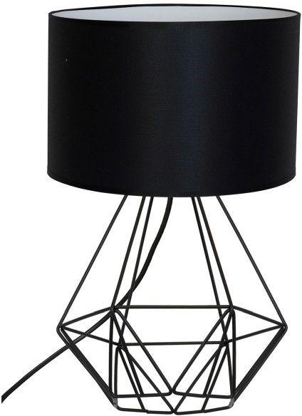 Lampka stołowa Luminex Basket New 1 x 60 W E27