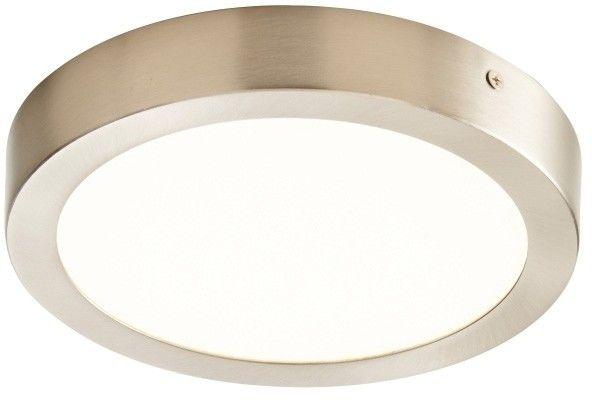 Plafon LED Colours Aius 1800 lm nikiel