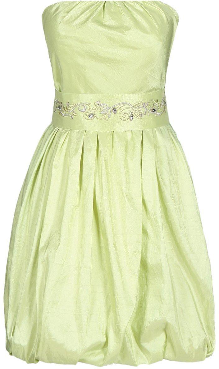 Sukienka FSU173 ZIELONY