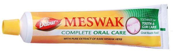 Pasta Do Zębów Dabur Meswak Bez Fluoru 100g