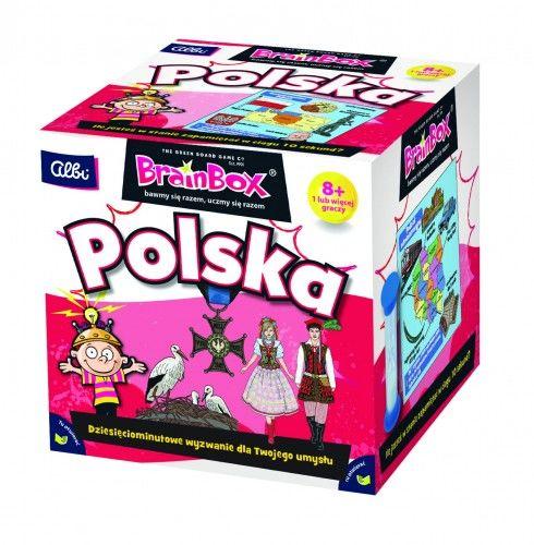 BrainBox Polska gra Albi