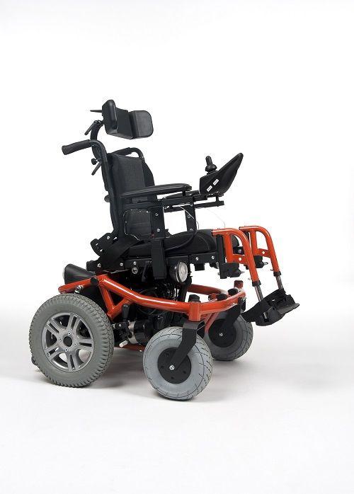 Elektryczny wózek inwalidzki FOREST KIDS Vermeiren (terenowo-pokojowy)