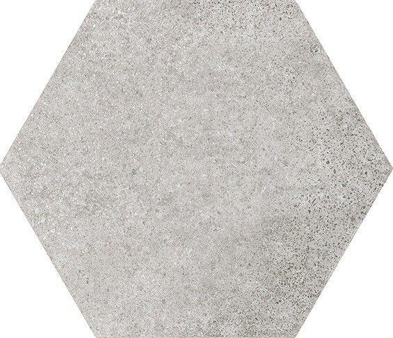 Hexatile Cement Grey 17,5x20
