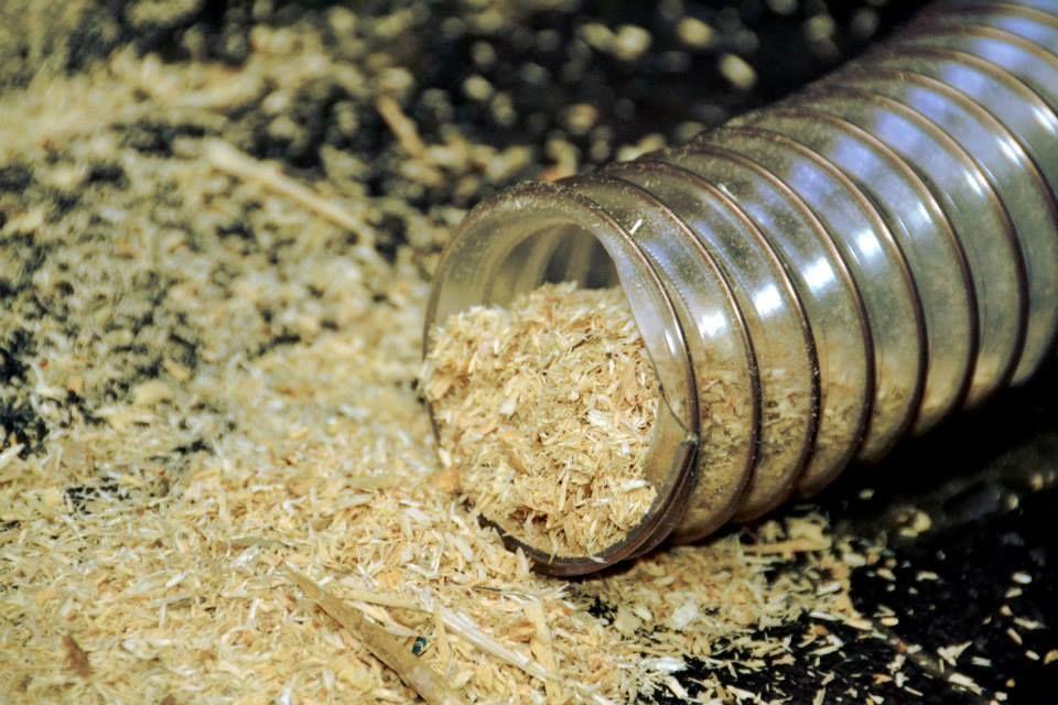 Wąż odciągowy Pur folia MB fi 35 mm