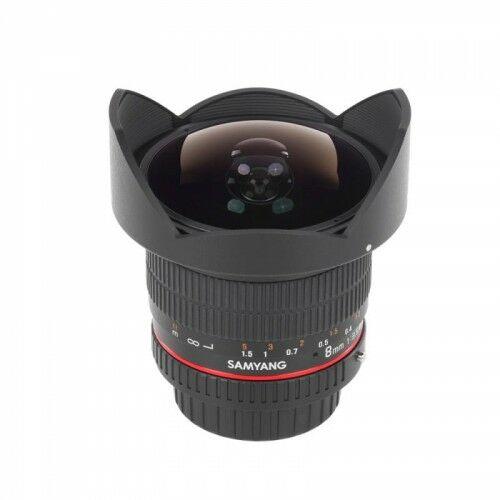 Samyang 8mm F3.5 Pentax Fish-eye CSII