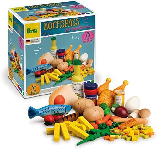 Erzi Erzi28217 Zabawna zabawka do gotowania