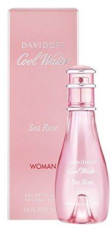 Davidoff Cool Water Woman Sea Rose woda toaletowa dla kobiet 30 ml