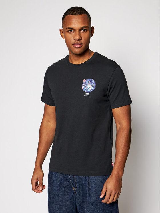 Levi''s  T-Shirt The Graphic 22491-0826 Czarny Regular Fit