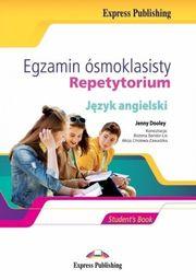 Egzamin ósmoklasisty Język angielski Repetytorium ZAKŁADKA DO KSIĄŻEK GRATIS DO KAŻDEGO ZAMÓWIENIA