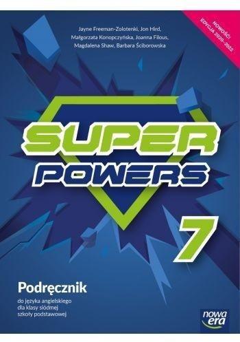 Język angielski super powers podręcznik dla klasy 7 szkoły podstawowej 70602 1097/4/2020 ZAKŁADKA DO KSIĄŻEK GRATIS DO KAŻDEGO ZAMÓWIENIA