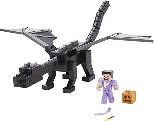 Mattel Collectible - Minecraft Feature Enderdragon