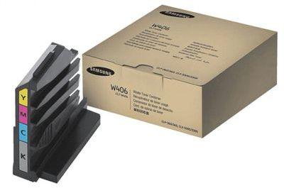 Pojemnik na zużyty toner Oryginalny Samsung CLT-W406 (SU426A) - DARMOWA DOSTAWA w 24h