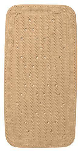 Kleine Wolke Calypso wkładka do wanny, PCW, beżowa, 36 x 92 x 1 cm