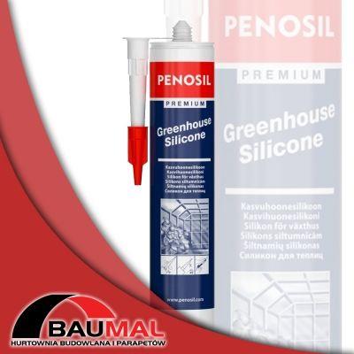 Silikon szklarski PENOSIL Premium Greenhouse 310 ml