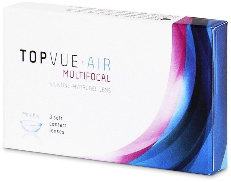 TopVue Air Multifocal (3 soczewki)