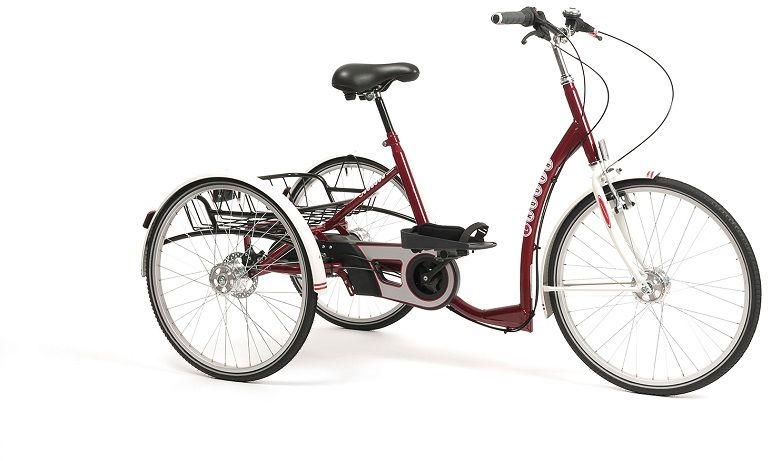 Rower trójkołowy rehabilitacyjny LAGOON (dla dorosłych) Vermeiren