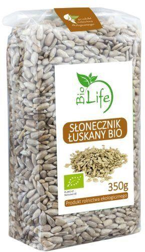 Słonecznik Łuskany 350g - BioLife