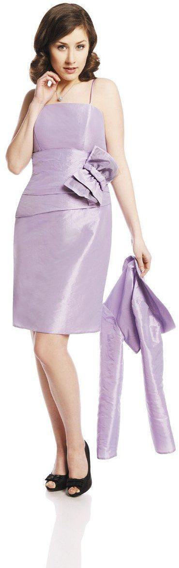 Sukienka FSU202 FIOLETOWY