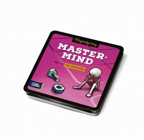 Mastermind magnetyczna gra podróżna Albi