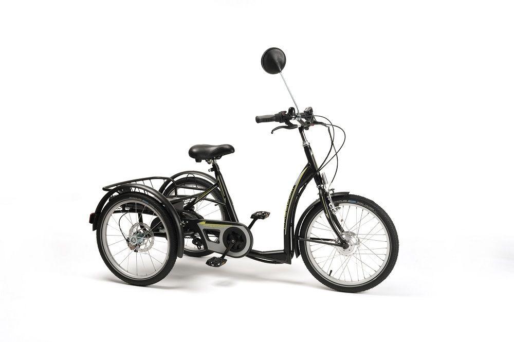 Rower trójkołowy rehabilitacyjny elektryczny FREEDOM-E (dla młodzieży 14+) Vermeiren